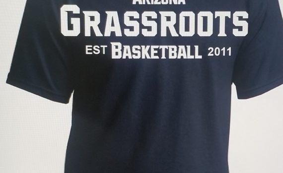 Navy Grassroots 2011 Shirt